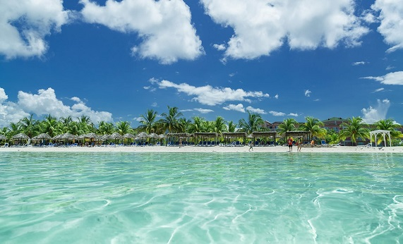 From Cayo Coco & Guillermo hotels