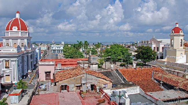 In Cienfuegos