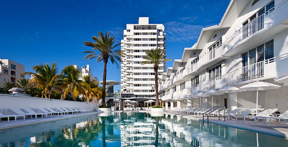 Collins Hotel Superbly Resting On Pristine Coastline In Miami Beach Within Walking Distance Of Sandy White Beaches Vibrant Nightlife Scene
