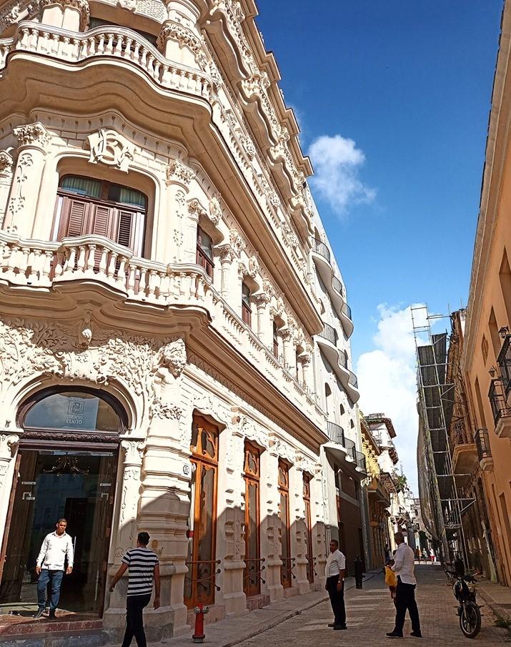 Habaguanex Palacio Cueto