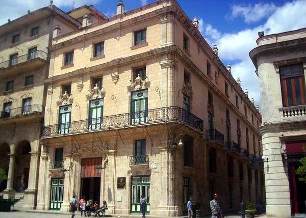 Habaguanex Palacio Marques de San Felipe