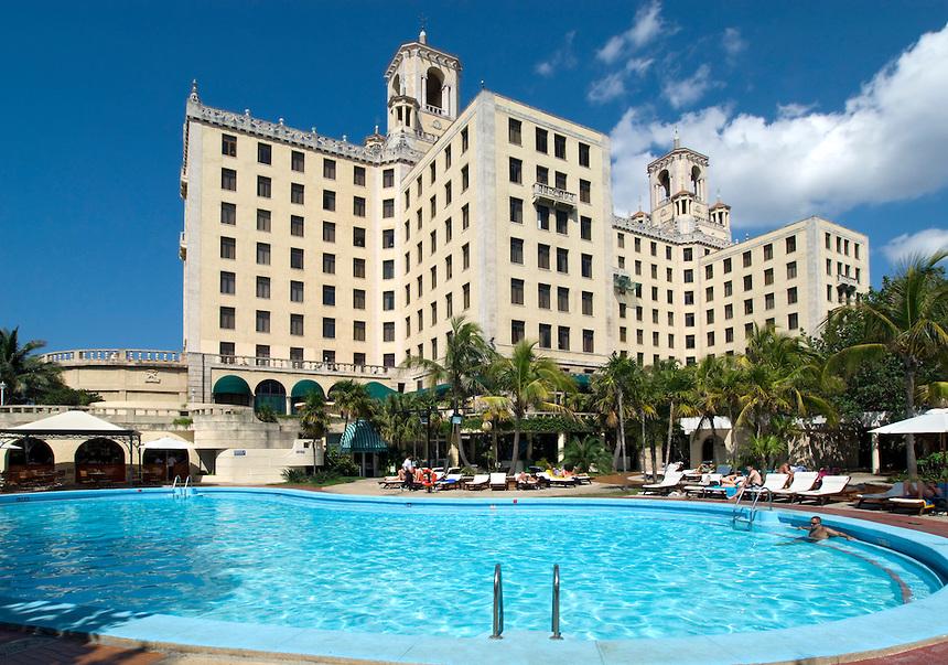 hotels and rental cars in cuba hotel nacional doble. Black Bedroom Furniture Sets. Home Design Ideas