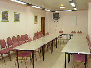 El Bosque Meeting Room