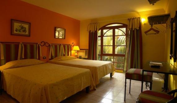 El Bosque Room