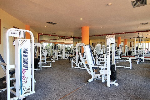 Naviti Beach Club Varadero Gym