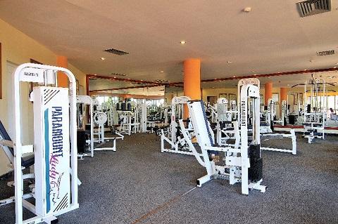 Naviti Beach Club Varadero Gym