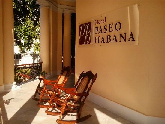 Hotel Habana Paseo Standard Rooms