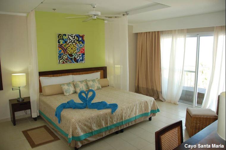 Playa Cayo Santa Maria  Room