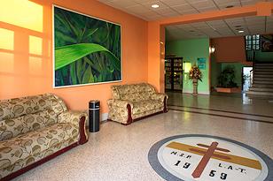 San Alejandro Lobby
