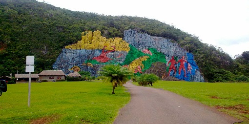 Vinales mural